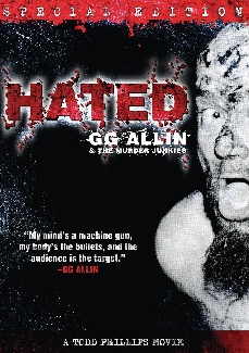 GG Allin Hated: Special Edition