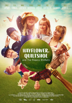 Hayflower, Quiltshoe and the Rubens Brothers