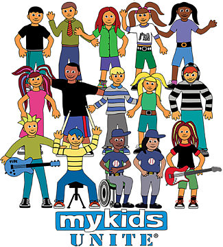 MyKids Unite Animated Series