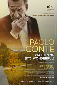 Paolo Conte. Via con me (It's wonderful)