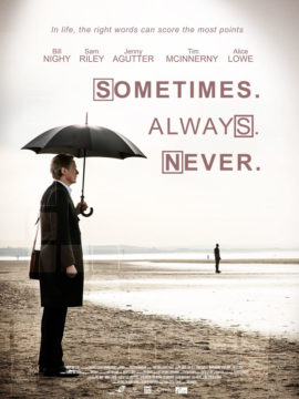 Sometimes, Always, Never