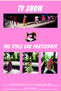 THE STYLE CAN PARTICIPATE