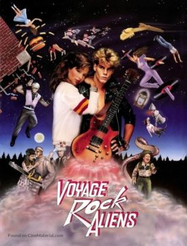 Voyage of the Rock Aliens